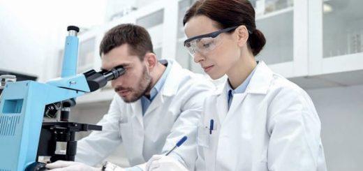 Araştırma Yapan Bilim İnsanları