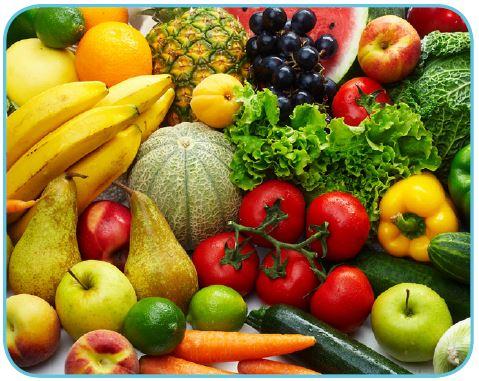 C vitamini içeren bazı besinler