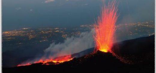 Etna Yanardağı