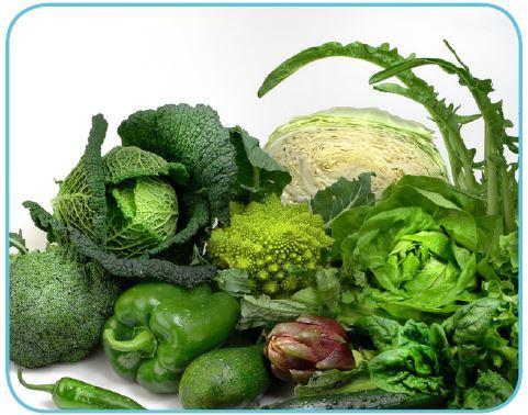 K vitamini içeren bazı besinler