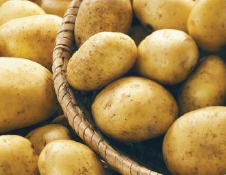 Patates yumrusu