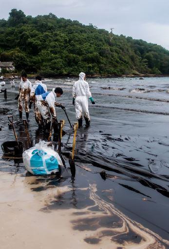 Petrol kaynaklı kirlilik