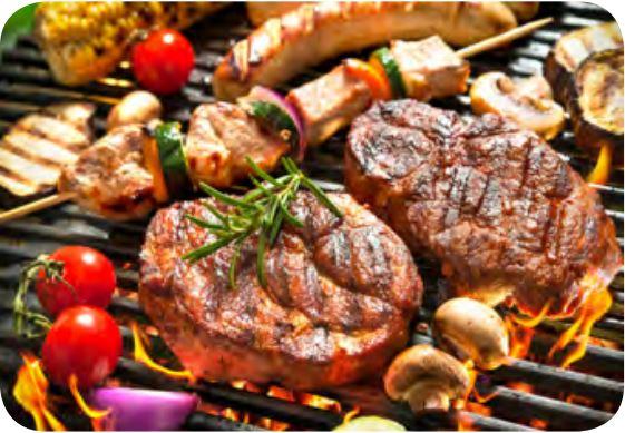 Demir, et ve et ürünlerinde, bol miktarda bulunur.